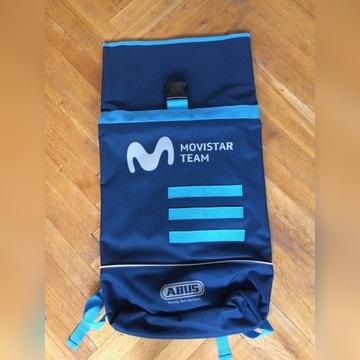 Plecak Abus Movistar Team