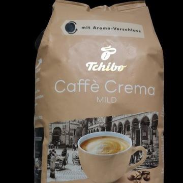 Kawa TCHIBO CAFFE CREMA 1kg