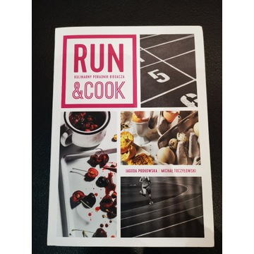 Run&Cook. Kulinarny poradnik biegacza - Jagoda Pod
