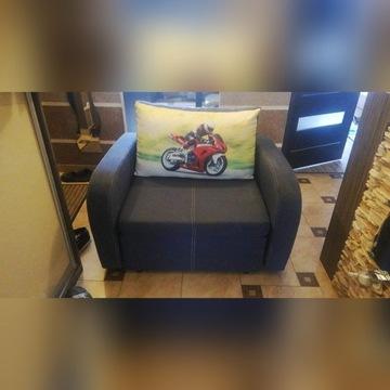 Fotel Rozkładany - Łóżko - spanie 197 cm x 107 cm