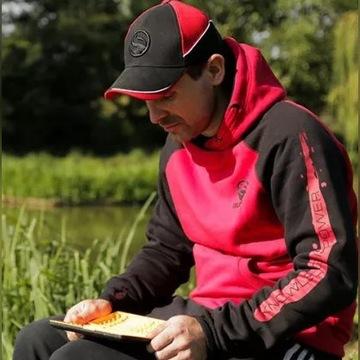 Bluza Guru Gamma Hodie Red - rozm S