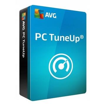 AVG PC TUNE UP 1 PC 1 ROK PL