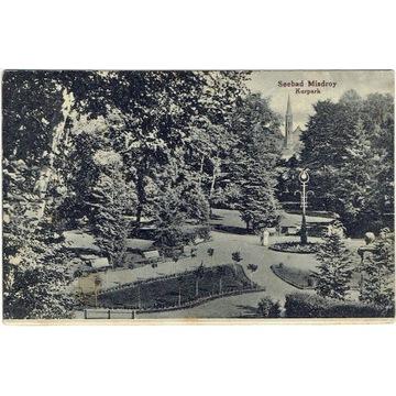 Międzyzdroje, Misdroy,1923, Wolin, Świnoujście