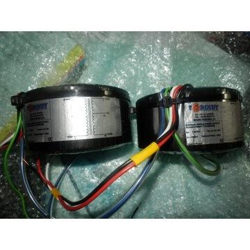 PARA. Transformatory głośnikowe GM70, 845, 211