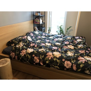 Rama łóżka Ikea Malm 160x200