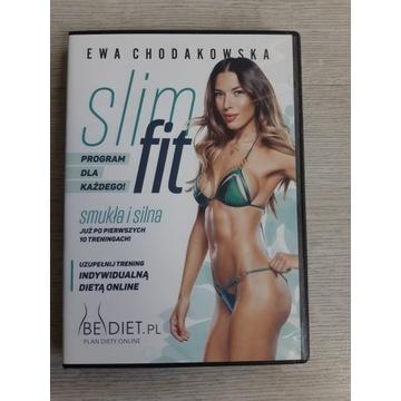 SLIM FIT Ewa Chodakowska DVD