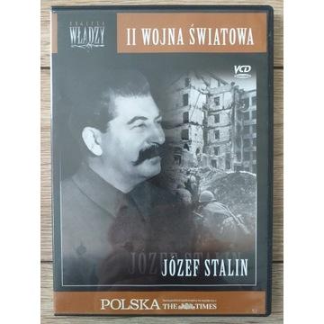 II WOJNA ŚWIATOWA JÓZEF STALIN - FILM VCD