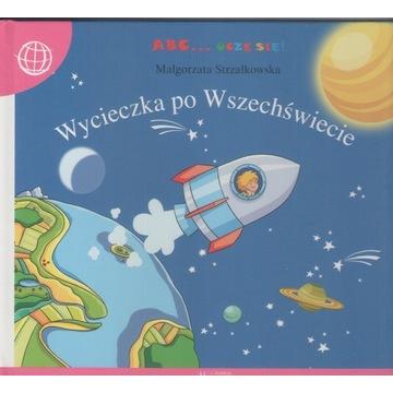 ABC... uczę się Małgorzata Strzałkowska 3 książki