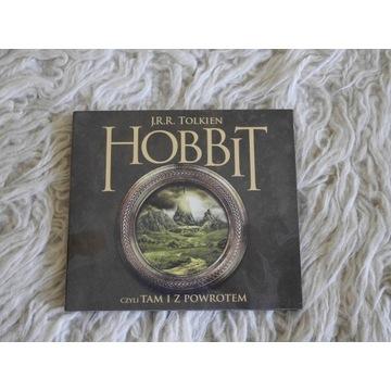 Hobbit, czyli tam i z powrotem. Audiobook