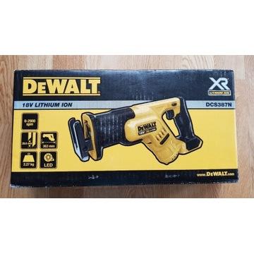Pilarka akumulatorowa DeWalt DCS387N 18V XR