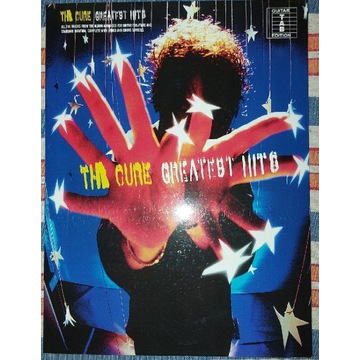 The Cure - Guitar Tab