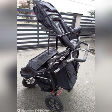 Adventure Buggy co wózek na trójkę dzieci