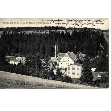 Batorów, (Friedrichsgrund), 1912 rok.