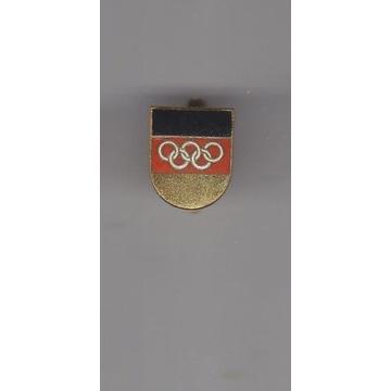 Olimpiada Rzym 1960 NOC Niemcy