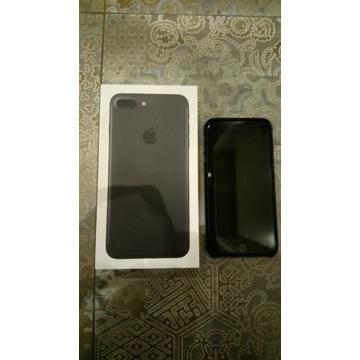 Apple iPhone 7 Plus + 128 GB Black PL 12 ms GW