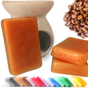 PK14E Woski zapachowe ZESTAW 3szt KAWA Coffee brąz