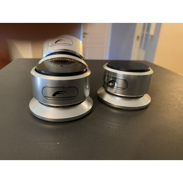 Franc audio ceramic podstawki 3szt