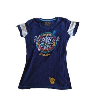Hard Rock Caffe Junior Fit koszulka dziecieca r. S