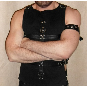 Top męski harness
