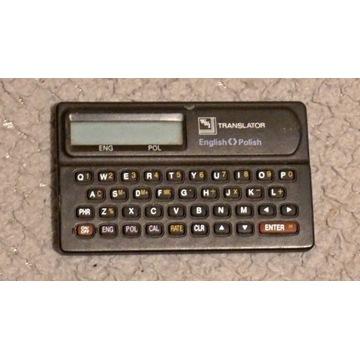 Translator pl-ang pl-ang wyrażenia + kalkulator