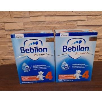 2x bebilon 4