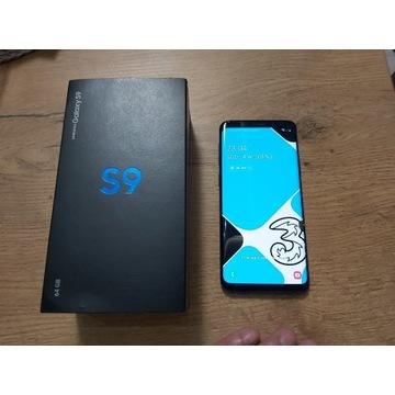 Smartfon Samsung Galaxy S9 4 GB / 64 GB czarny