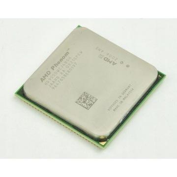 Phenom X4 9550 AM2 AM2+ rdzenie 4x 2,20GHz 100%ok