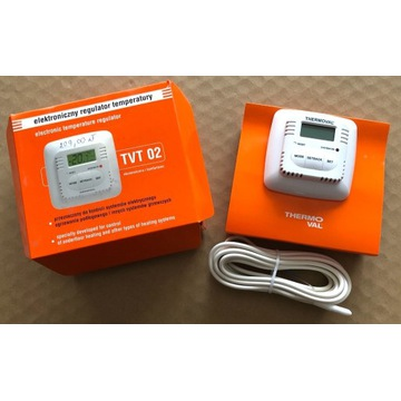 Regulator temperatury Thermoval TVT 02