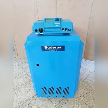 Kocioł grzeczy gazowy BUDERUS typ G124X