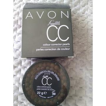 Avon Perełki CC Wyrównujące Koloryt skóry 22 gr