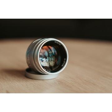 Obiektyw 7artisans 50mm f1.1 - Leica