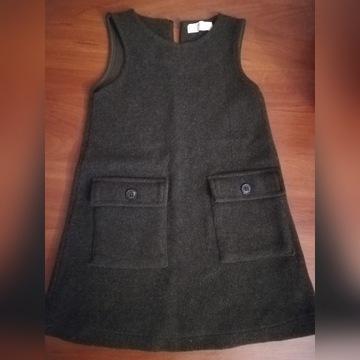 Tunika, sukienka ZARA 110