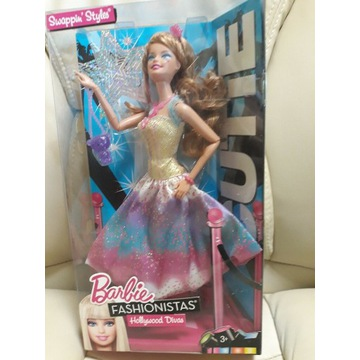 Lalka Barbie piosenkarka