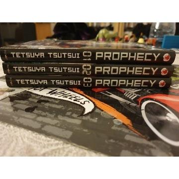 Manga Prophecy tomy 1-3