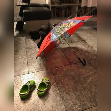 Crocs klapki Toy Story+GRATIS parasolka Toy Story