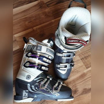 Damskie buty narciarskie FISHER ZEPHIR 11 roz.24,5