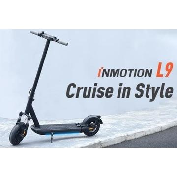 Hulajnoga Inmotion L9 - zasięg 95 km, 30 km/h