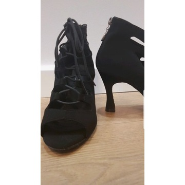 Buty do tańca salsa bachata 38