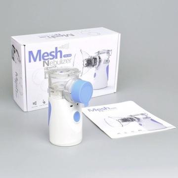 Nowoczesny Inhalator Mesh 1+1 Gratis