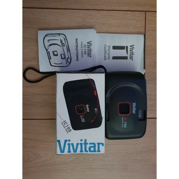 Aparat fotograficzny Vivitar IC100 Focus free