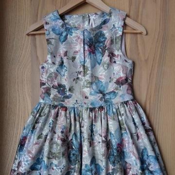 NEXT sukienka 11 yrs 146cm okazjonalna cudo !