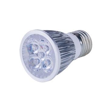 Żarówka LED E27 GROW WZROST 5x3W EPISTAR NIEBIESKA