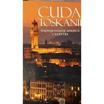 Książka Cuda Toskanii