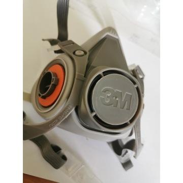 Maska pyłowa Lakiernicza  3M 6200