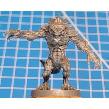 Miniatury Blacklist - Troglodyta - Potwór