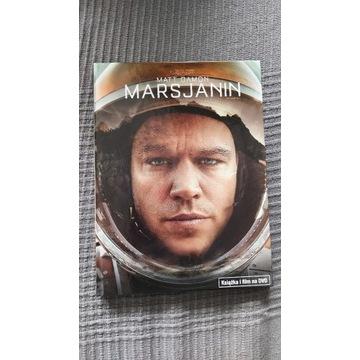 Marsjanin (2015) - DVD