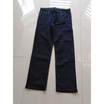 Spodnie męskie STANLEY dżins, super okazja
