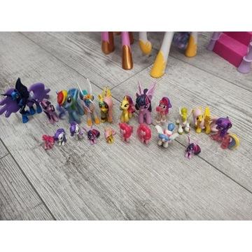 Mega zestaw My little Pony Equestria girl's