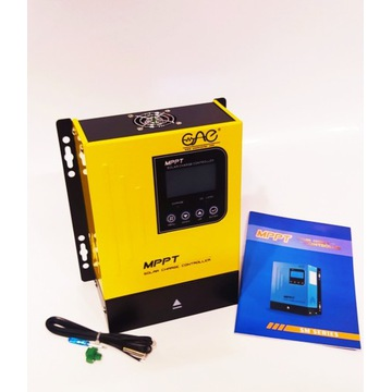 40A MPPT Solarny regulator ładowania akumulatorów