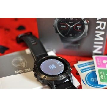 Garmin Fenix 5 zegarek sportowy